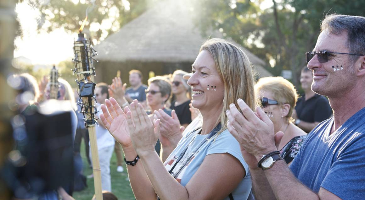 Sunset Zoo Safari with African Dining and Performances