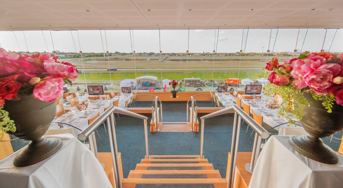 Premium Raceday Dining Experience - For 2
