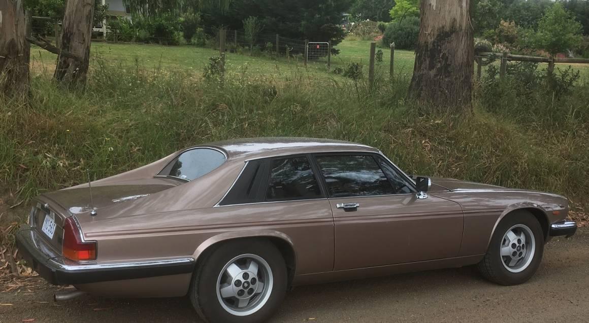 1985 Jaguar XJS Full Day Hire Canberra