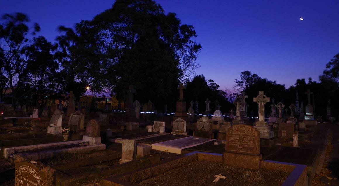 South Brisbane Cemetery Ghost Tour