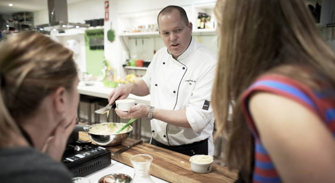 Purely Pastry Cooking Class - 4 Hours