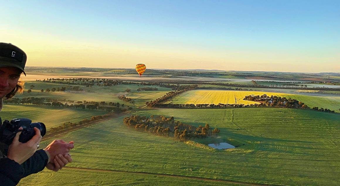 Hot Air Ballooning Over The Avon Valley - Weekends
