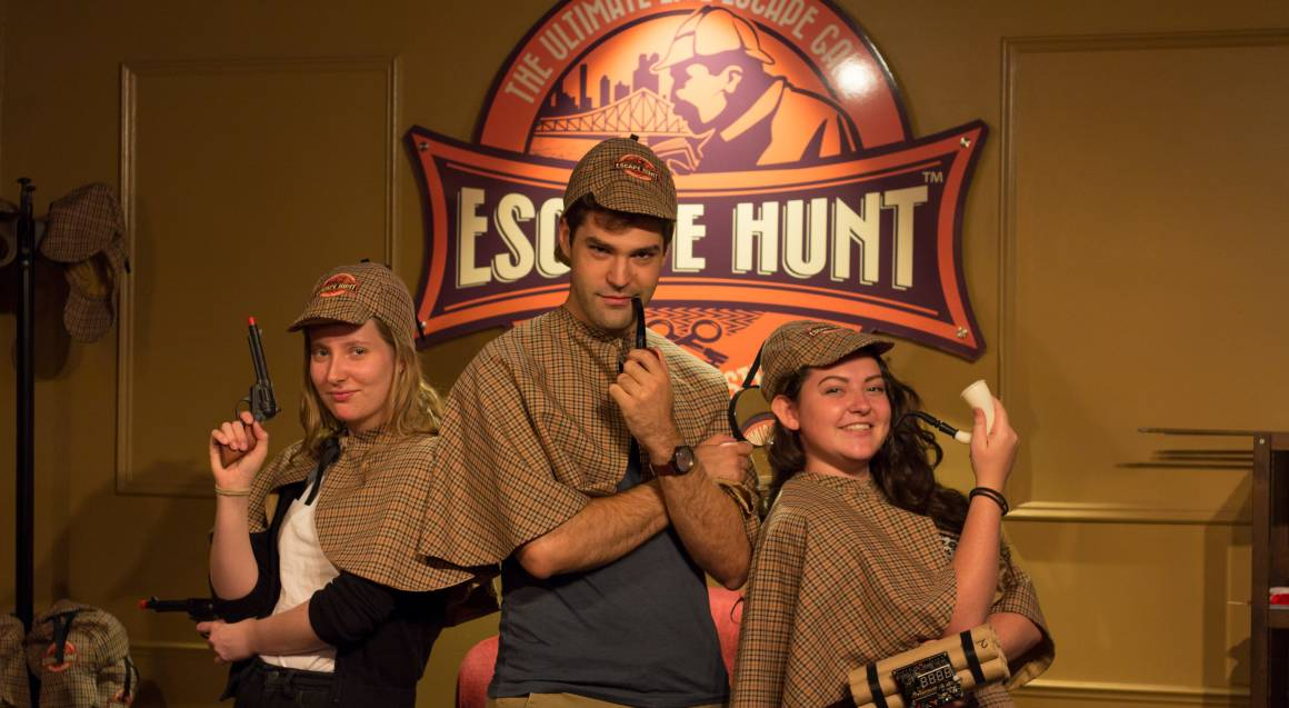 Escape Room Experience - For 4 - Brisbane