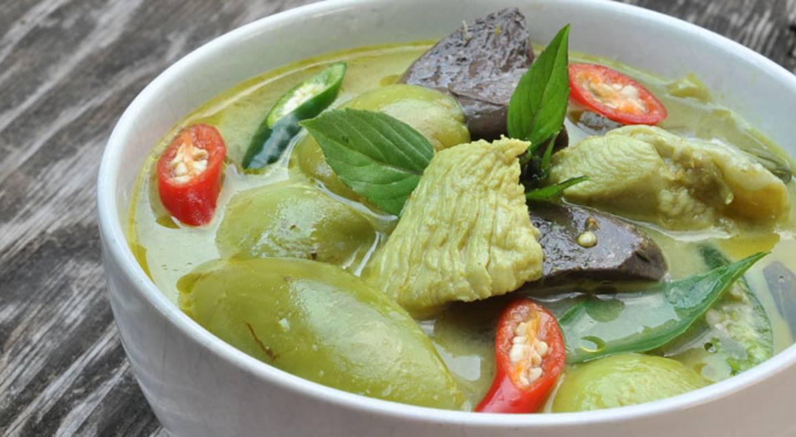 Thai 3 Course Dinner - For 2