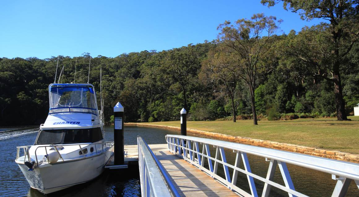 Private Port Hacking River Cruise - For 12