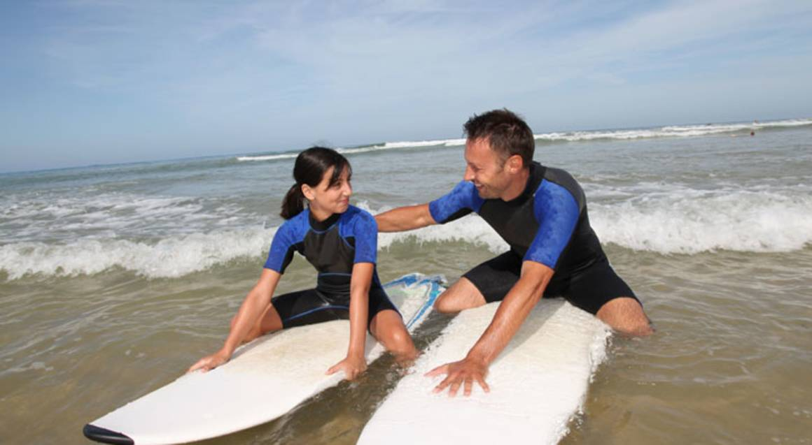 Private Surfing Lesson - 60 Minutes