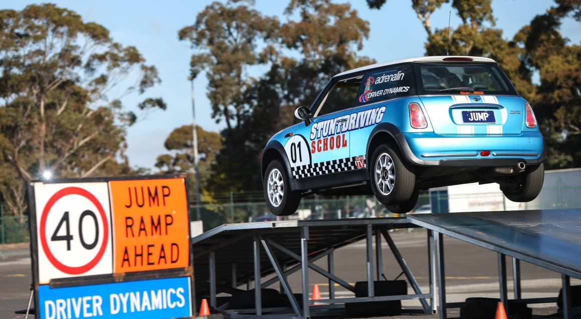 Stunt Driving Course - Weekend - Melbourne