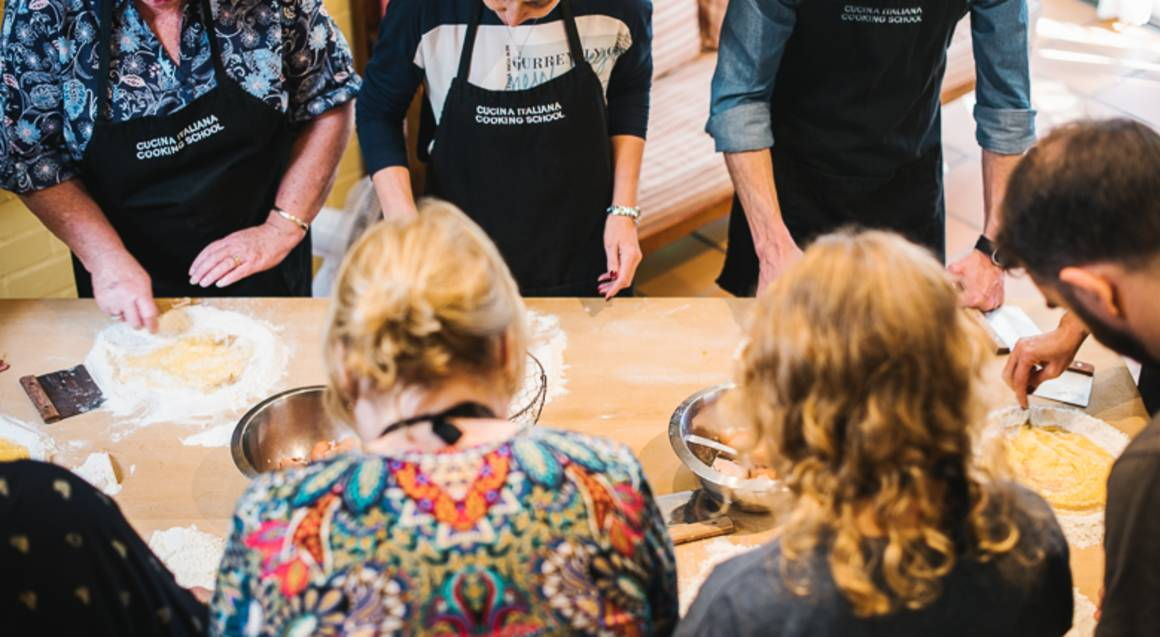 Fresh Pasta and Sauces Cooking Class - 4 Hours