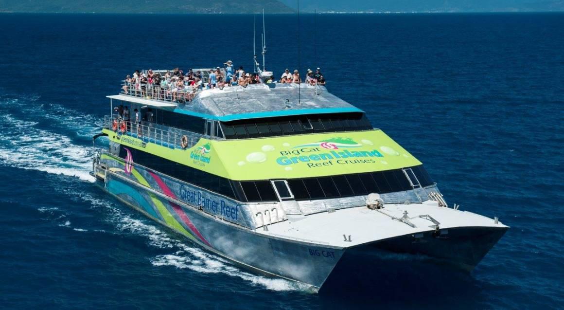 Green Island Cruise, Skyrail and Railway Adventure - Family