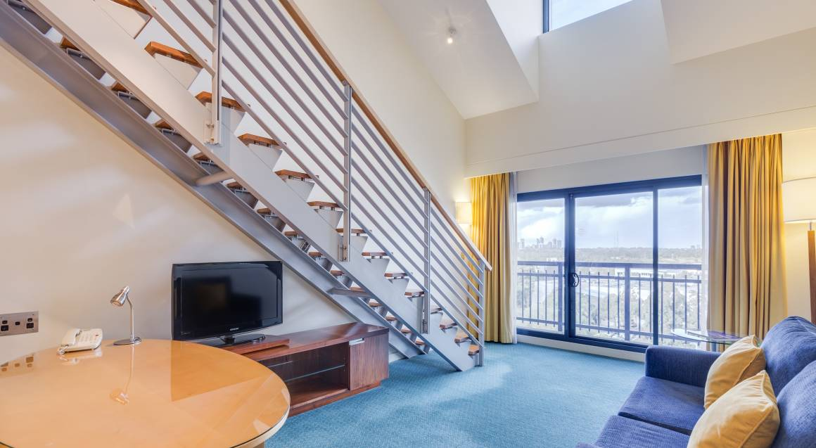 Overnight Stay in Luxury Loft Suite - For 2