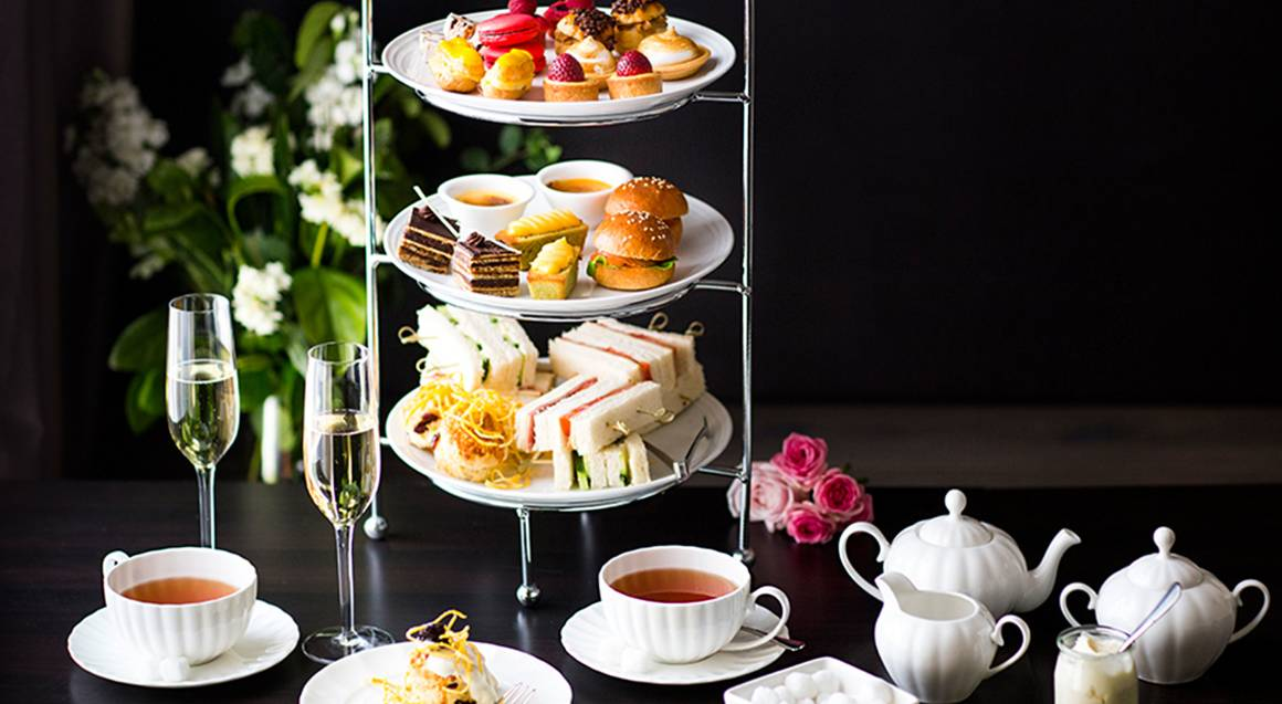 Overnight Weekend Getaway with Champagne High Tea