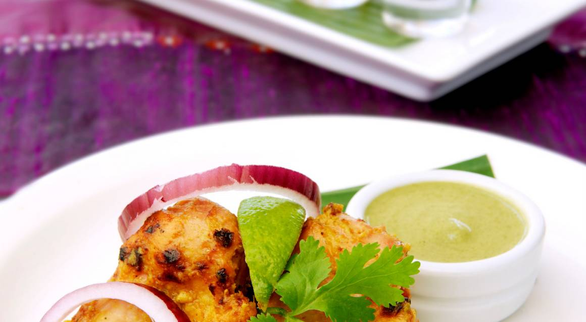 Indian 3 Course Dinner by the Harbour - For 2