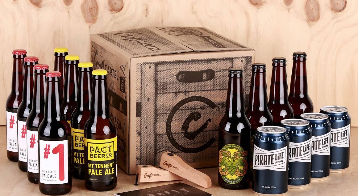 Australian Pale Ale Collection - 16 Bottles