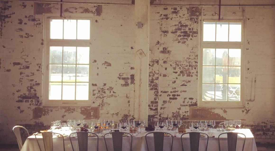Artisan Cheese and Wine Tasting on Cockatoo Island - For 2