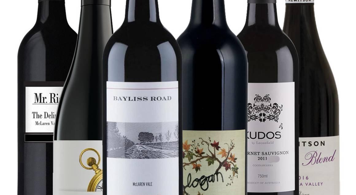 Red Wine of Australia Six Pack