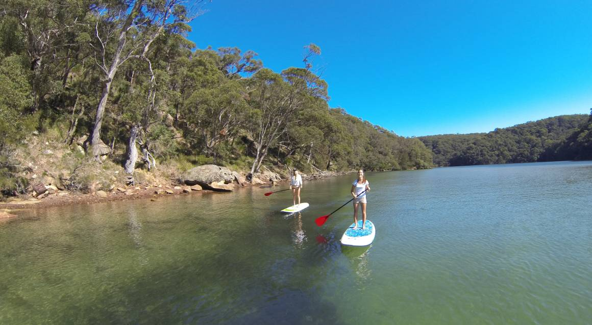 Stand Up Paddle Boarding Lesson and Safari