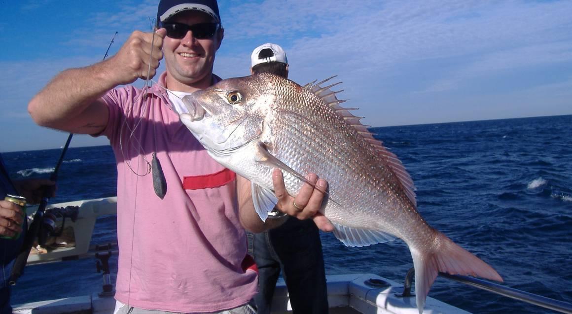 Sport Fishing Charter Trip - 8 Hours