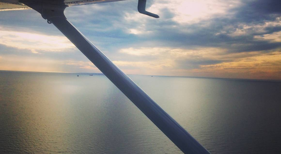 Coastal Beaches Scenic Flight - 65 Minutes - For 2