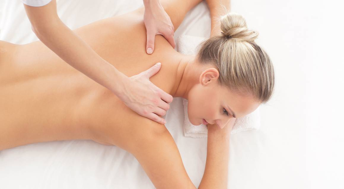 Massage, Facial, Body Scrub and Manicure - 3.5 Hours