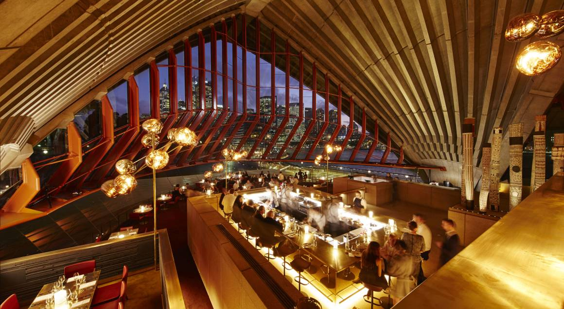 Sydney Opera House Tour and 2 Course Paired Wine Dinner