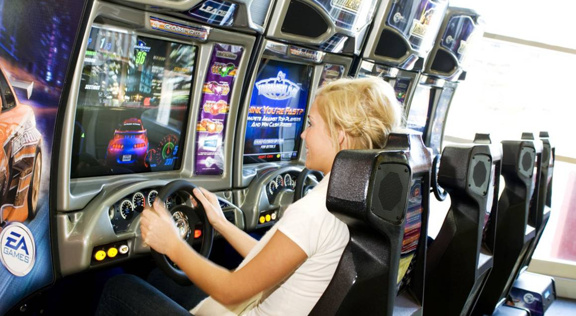 Unlimited Rides and Games - 2 Hours