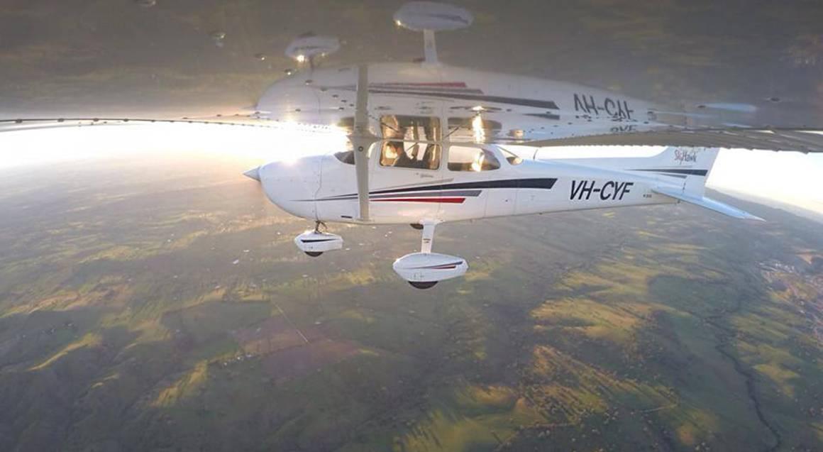 Scenic Flight over Bathurst - 30 Minutes