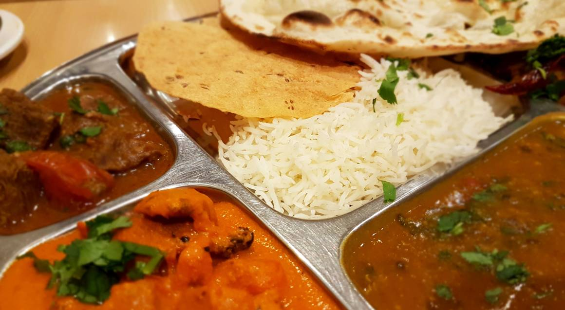 Gourmet Indian Food Tour with 3 Course Lunch