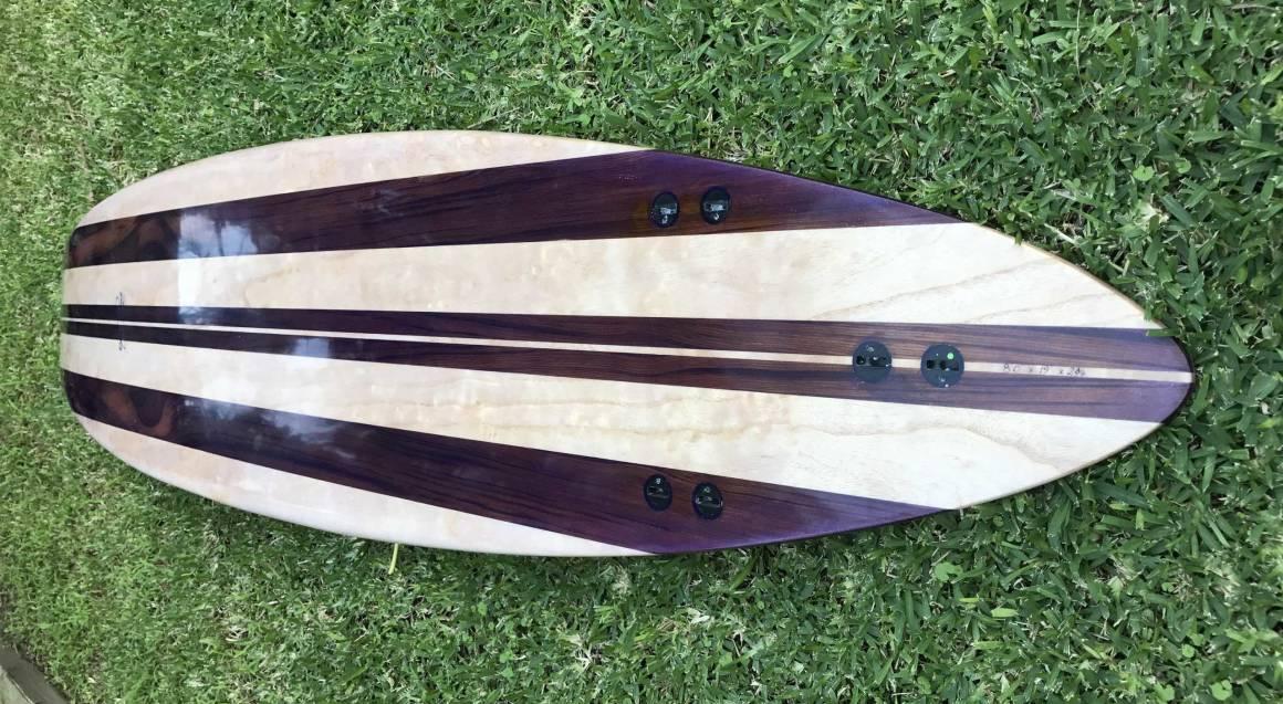 3 Day Wooden Surfboard Workshop