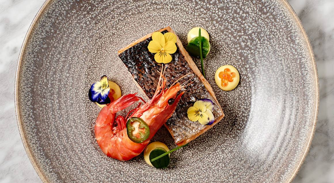 3 Course Harbourside Lunch or Dinner - For 2