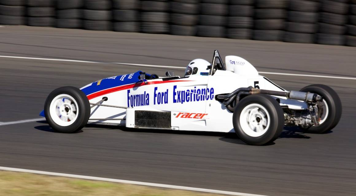 F1 Style Race Car Driving and Hot Laps Combo - Weekend