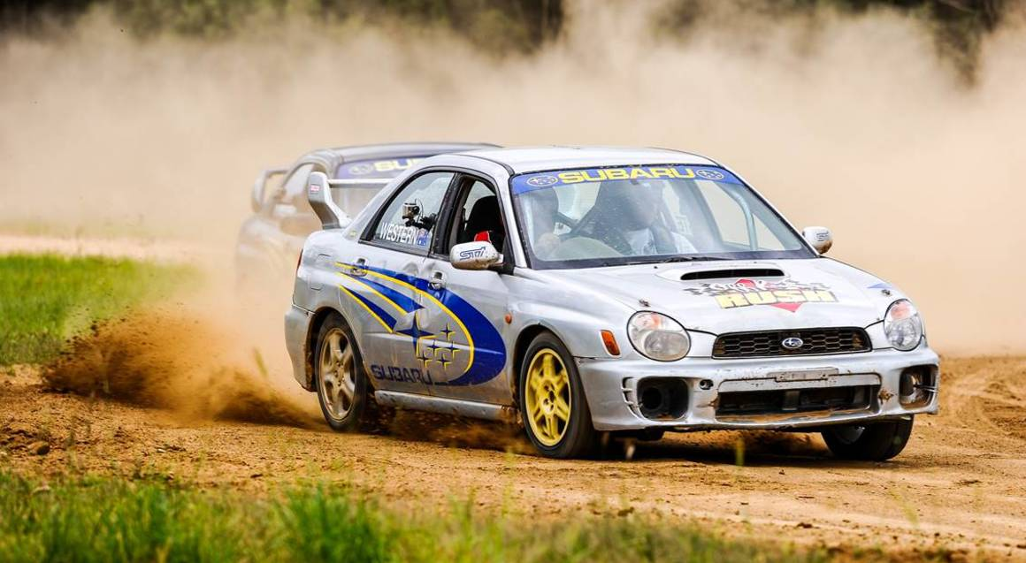 Subaru WRX Extreme Rally Drive - 18 Lap Drive and 1 Hot Lap