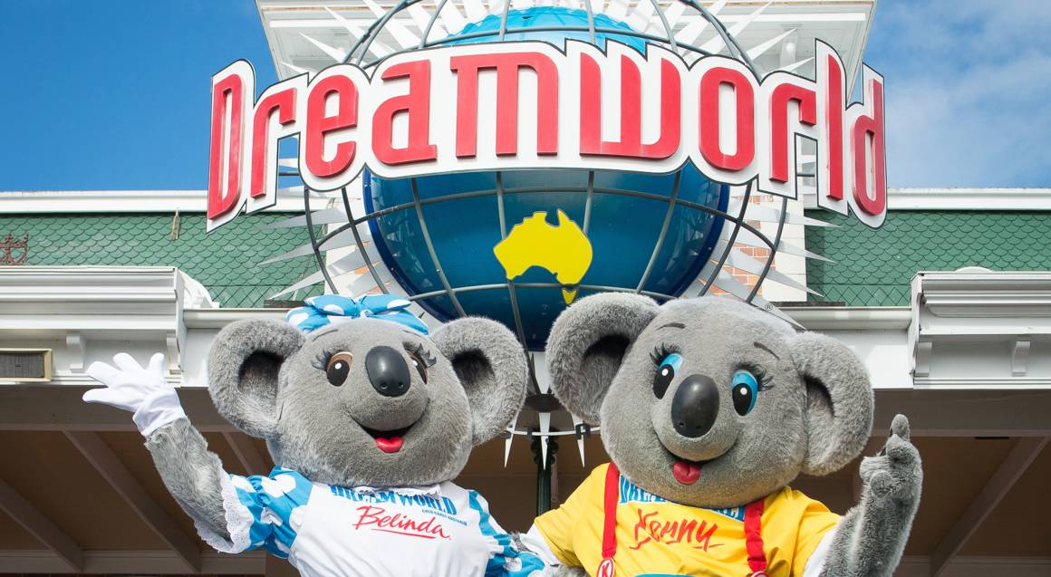 1 Day Pass to Dreamworld and WhiteWater World