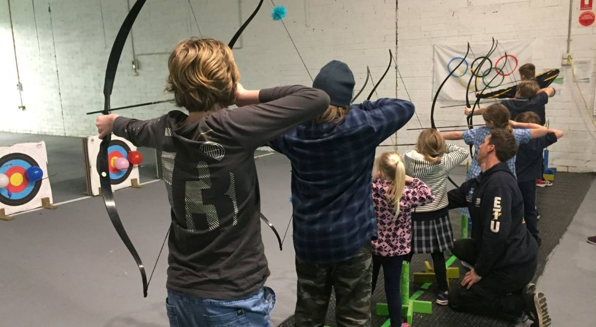 60 Minute Archery Session - For 2