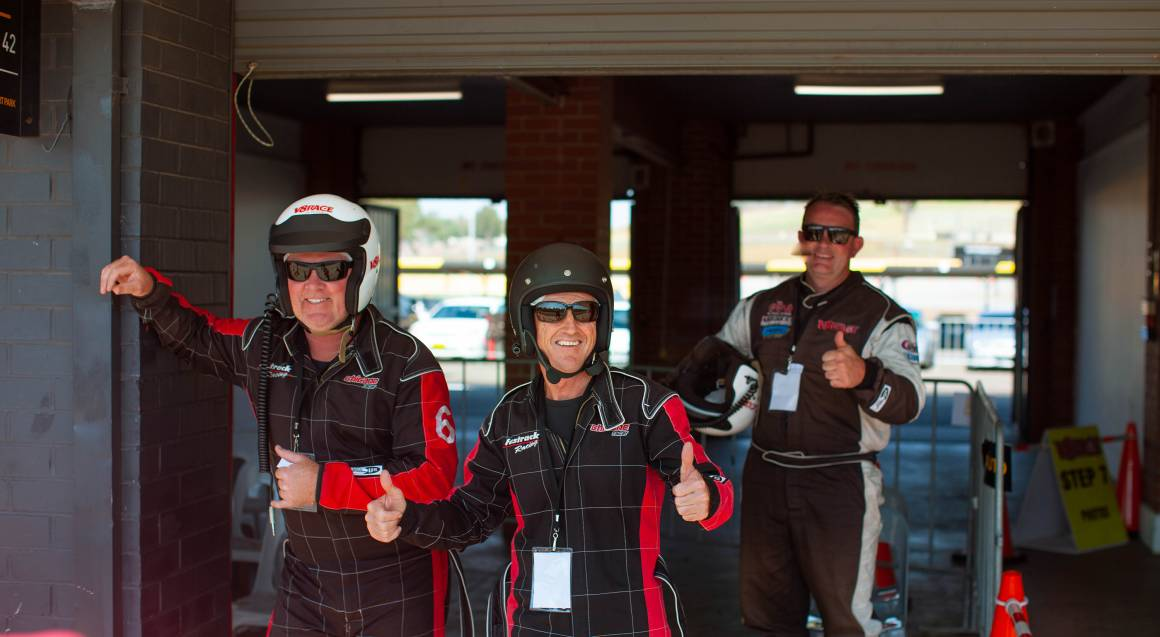 V8 Drive and Back Seat Hot Lap Combo - 9 Laps - Sydney - NSW