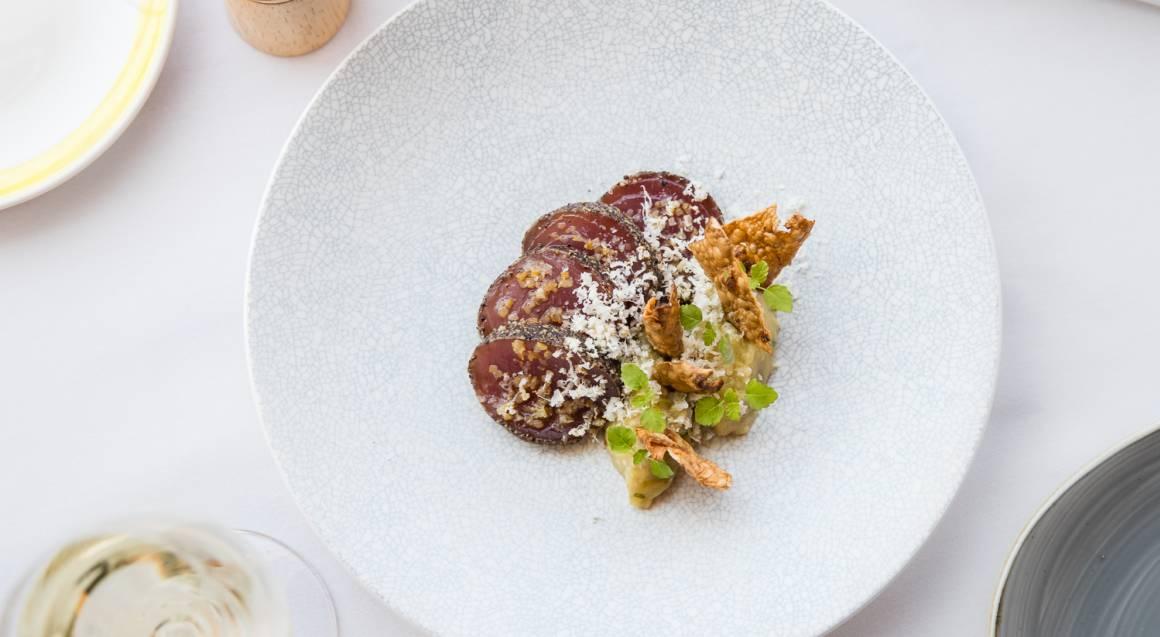 Otto Brisbane Six Course Seafood Degustation