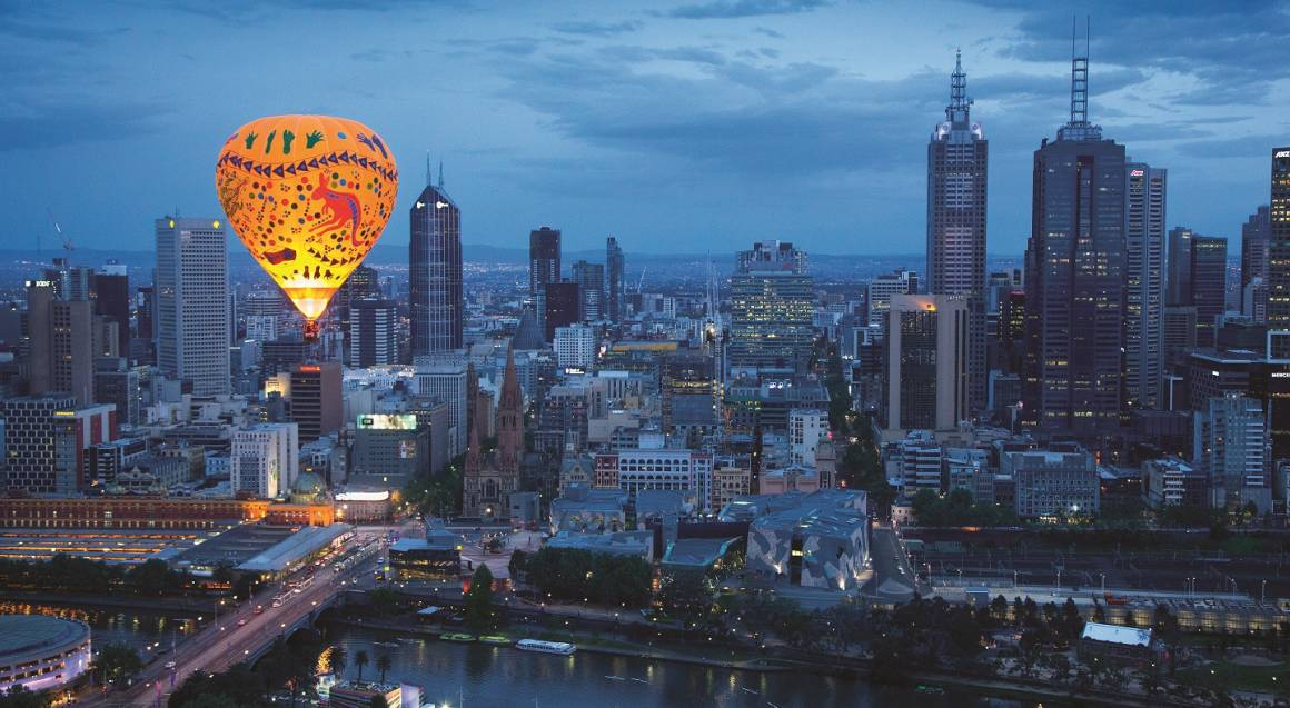 Melbourne Balloon Flight and Overnight Stay - For 2