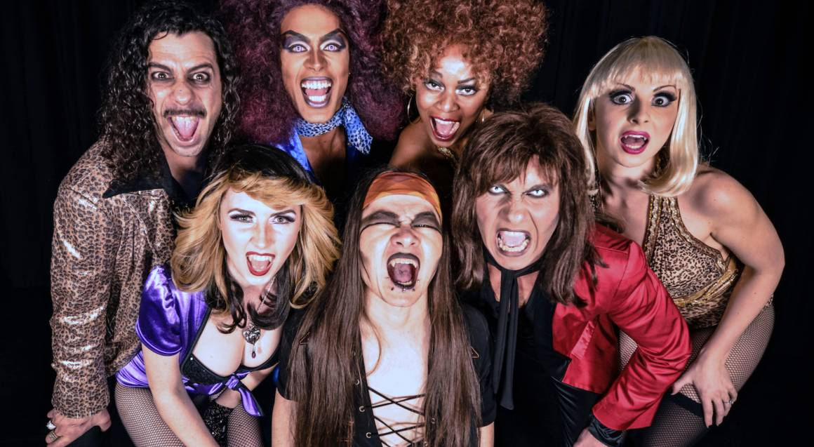 Dracula's Dinner and Comedy Cabaret show gold coast