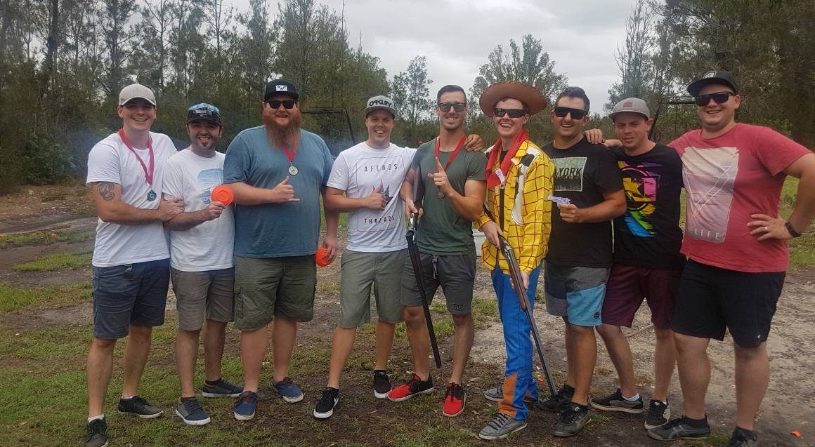 Clay Target Shooting Experience - QLD