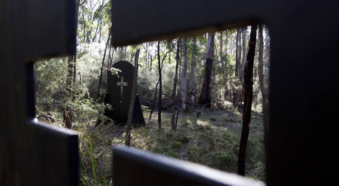 paintball location canberra tombstone setting