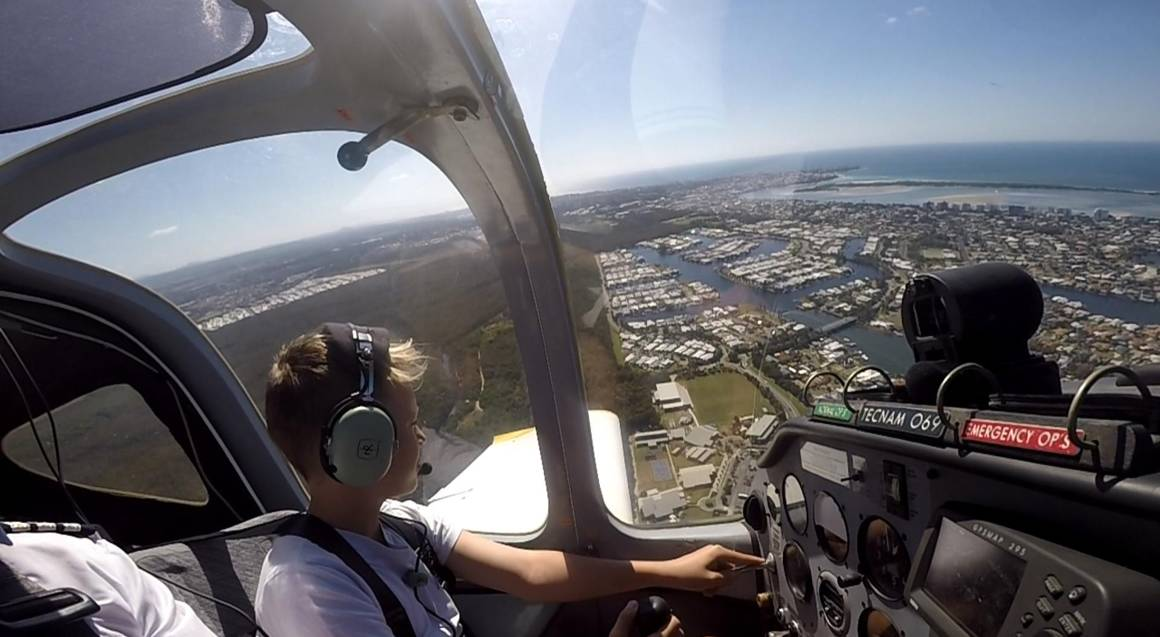 Hands On Flying Lesson - 20 Minutes