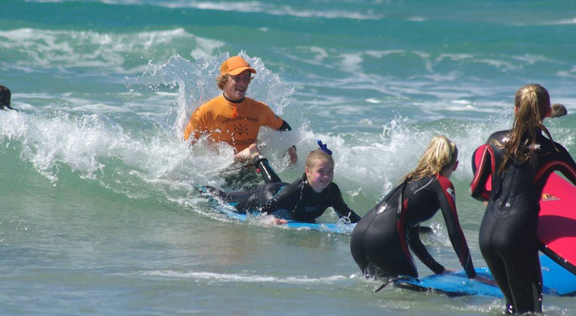 Group Surfing Lesson - 2 Hours