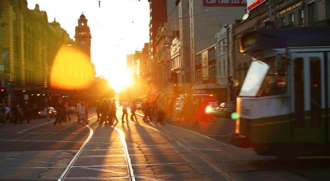 Twilight Chocolate Walking Tour of Melbourne