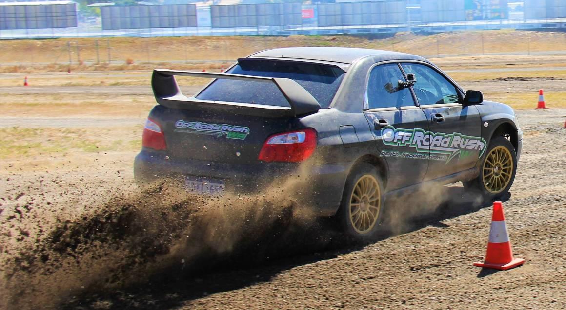 Subaru WRX Intro 8 Drive Laps + 1 Hot Lap - Perth