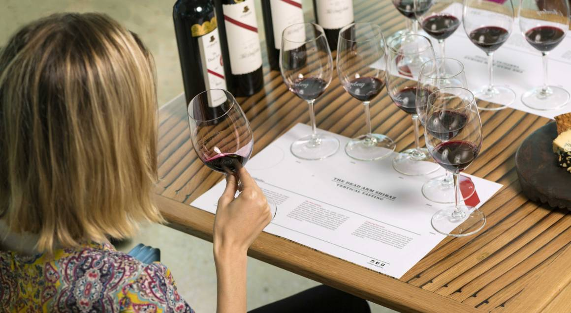Dead Arm Shiraz Masterclass with Cheese Plate - For 2