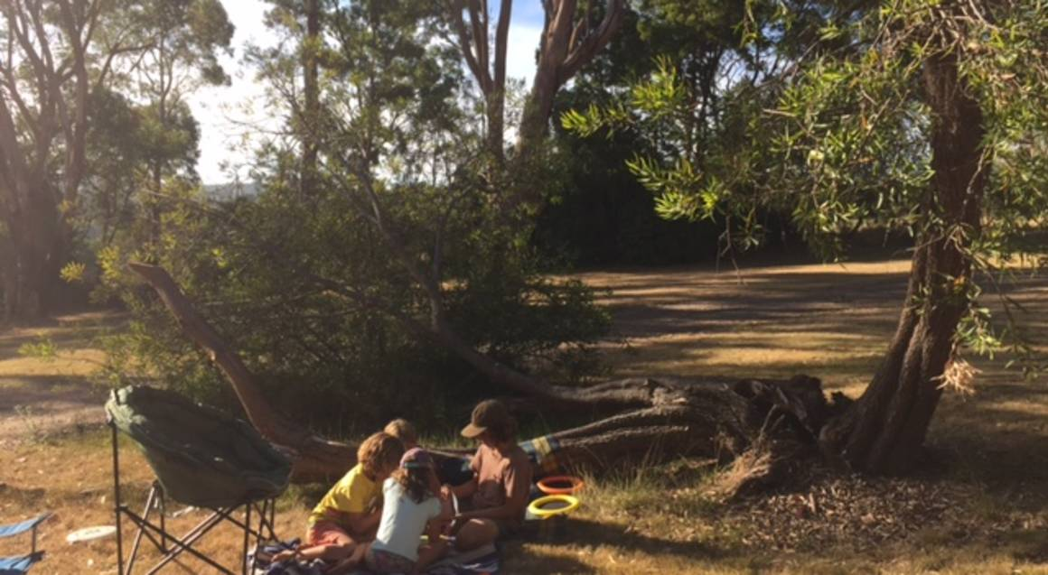 Kids Glamping Sleepover - Group of 5 - Child
