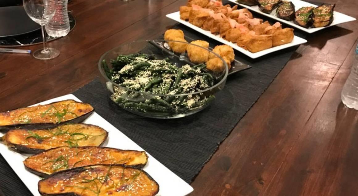 Gourmet Vegetarian and Vegan Cooking Class