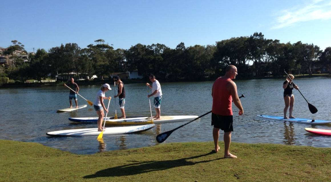 Stand Up Paddle Board Hire - 60 Minutes