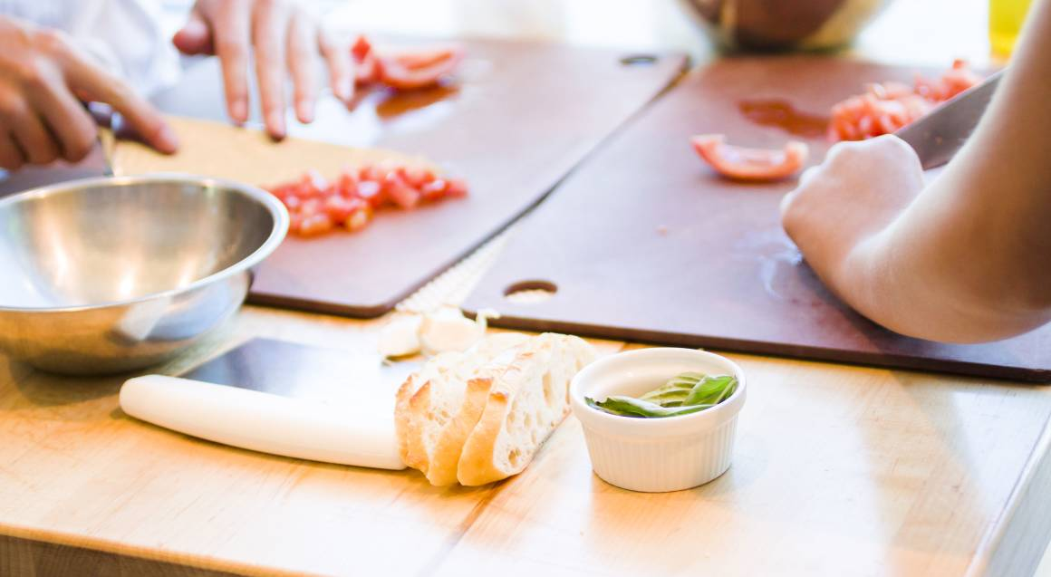 Around The World Cooking Class - 3 Hours