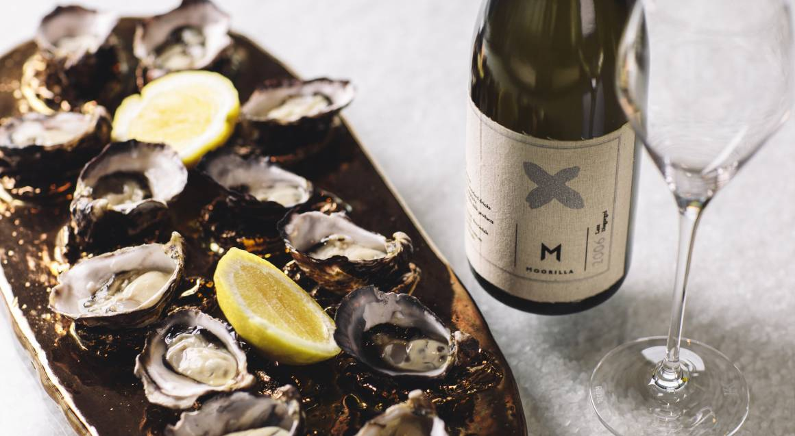 Moorilla Estate Private Wine Tasting with Oysters