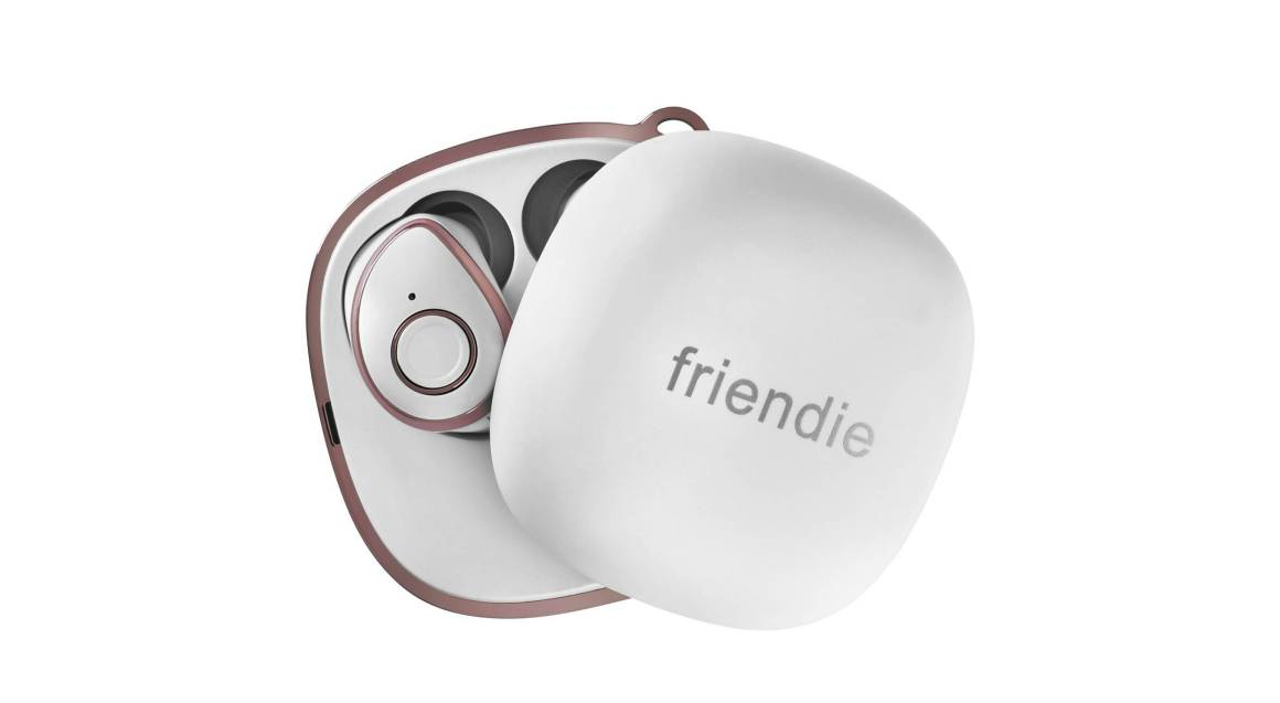 Friendie Air Zen True Wireless Earbuds - Rose Gold or Black